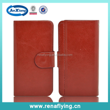 Alibaba top quality leather filp cover case for iphone ,samsung ,nokia wholesale China