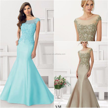 Plus size Vintage big dresses mother of the groom Long Evening Gown custom made Mother of the Bride Dresses with Jacket CYE-080