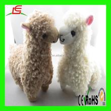 D235 Factory Wholesale Plush Soft Toy Alpaca Stuffed Animals