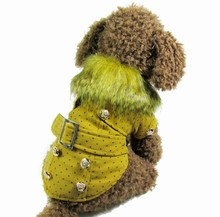 Hot sale pet Dog Casual Clothes Autumn Winter supply