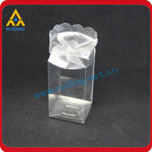 retail transparent blister PVC plastic box