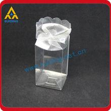 retail transparent blister PVC plastic box