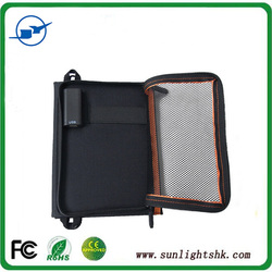 Foldable Solar Charger Bag and Portable Solar Power Pack