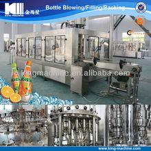 Bottled Juice Filling Production Line