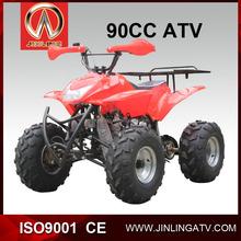 JLA-07-05 jinling quad atv 90cc cheap kids atv for sale 4 wheeler different color