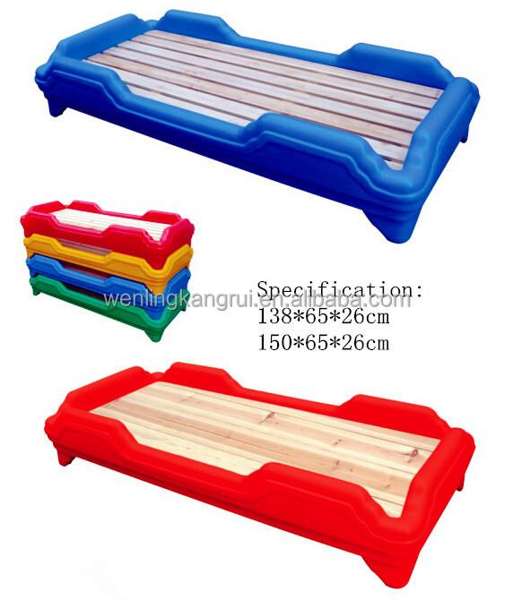 de plástico de la cama de jardín deinfantes mobiliario para niños ...