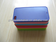 Sublimation TPU+PC phone 5 cover