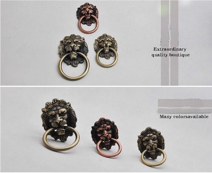 ring pull knob