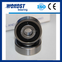 artificial rice production line Alibaba gold supplier good quality deep groove ball bearing made in China