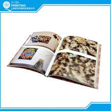 Chinese high praised custom print books
