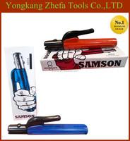 Cheap price 300A 500A 600A Netheland /Holland /Dutch Type Welding Electrode Holder