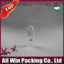 OEM High quality Toiletries Bottles Plastic Travel Bottles with sharp cap