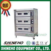 commercial cookie machine/oven with bread baking trays factory price for sale