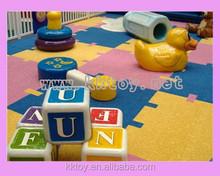 amusement park as fairy tale indoor playground park equipment castle for kids hot sale