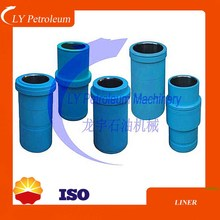 Wear Resistant Chemical Processing Mud Pump Liner