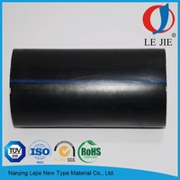 hdpe Pe 100 pipe end cap Water Supply Tubes