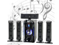 "Guangzhou China manufacturer 6.5"" system theater home"