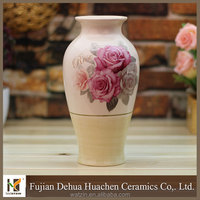 Hand Made antique Ceramic flower Vase