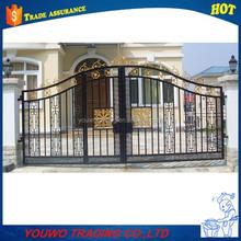 2015 cheap Wrought Iron Arched Garden Gate Wall Art Wrought Iron Gates Garden Gate