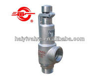 NPT low pressure safety valve