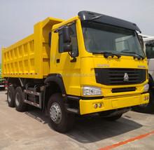 Sinotruk HOWO 371hp 420hp dump truck wood transportation truck