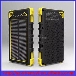Ebay china website solar power bank 5000mah for iphone