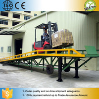 HOT SALE mobile container load ramp /car ramps
