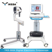 YKD-3004 Portable Digital Electronic Colposcope with Integrated Camera and Hover Bracket