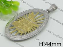 chinese wholesaler design jewelry good christmas pendant with snake and apple