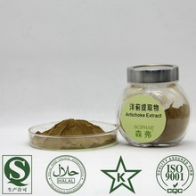 Supply 100% Pure and Organic Artichoke Extract with Competitive Price