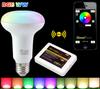 E27 9W LED Smart lighting Milight AC 85-265V color changing dimmable Light Spotlight Lamp Bulb + WiFi Controller