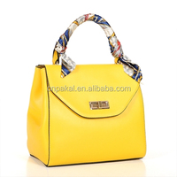 latest design bags women handbag Silk scarves ladies handbags