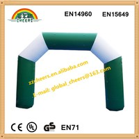 Customized outdoor inflatable promotion arch