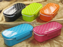 2 Layers Korean Bento lunch box Food Carrier