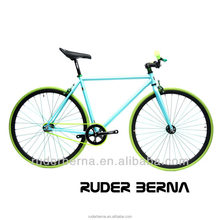 Ruder Berna Taiwan Made bicycle gear system alloy folded bike folding cycle