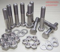 Titanium automotive fasteners,screws,bolts and nuts