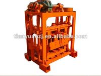 2012 Low investment QT4-40B2 interlocking block machines