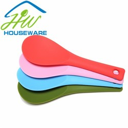 Durable high quality colorful nylon Silicone rice spoonDurable high quality colorful nylon Silicone rice spoon