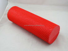18 inch 45cm EVA six-edge foam roller yoga accessory exercise tools body building lose weight factory support high durable