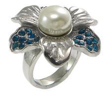 venta al por mayor de anillo de acero inoxidable