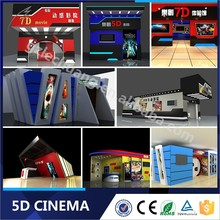 Best Seller Hydraulic/Electric Children Funny Games 5D Dynamic Cinema/Theater/Movie