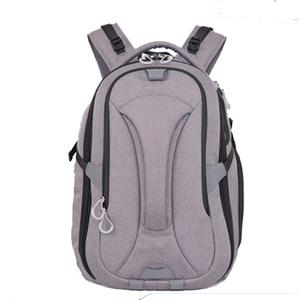 2017 nouveau design pas cher prix dslr étanche disposition caméra sac d'ordinateur portable sac à dos
