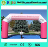 Hot sale portable inflatable entrance arch for advertising