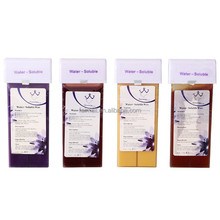Different color hand and feet wax depilatory