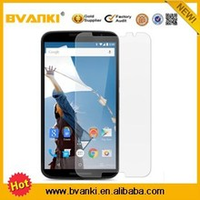 china goods wholesale Electroplate HD clear wholesale cell phone accessory ,otao full cover for Google Nexus 6 screen protector