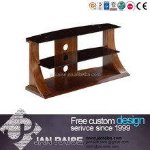 Luxurious curve elegant style panel tv stand OK-W4015