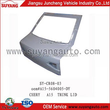 Chery A15 car spare parts tail door aftermarket products Chinese car brand for sale