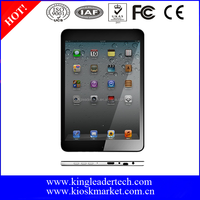7.85 inch Android V4.2 tablet with built-in quad-core