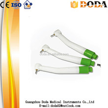 DODA DENTAL INSTRUMENTS-High speed 300,000R-380,000R Disposable Dental Hand Piece good quality