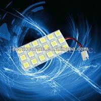 T10 Ba9s 18SMD 5050 Epistar Chip LED Light Festoon Dome Bulb Lamp 12V